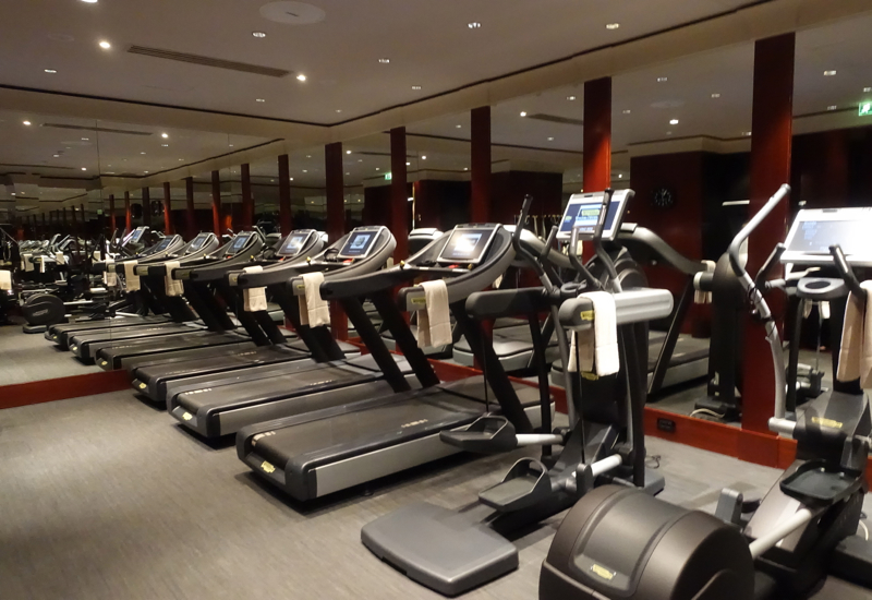 Fitness Center, Park Hyatt Paris-Vendome Review