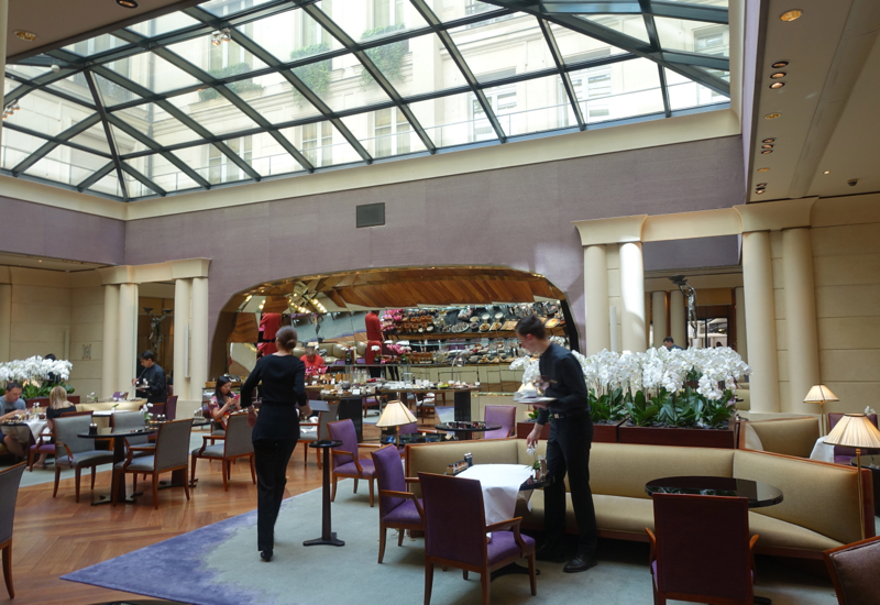 Park Hyatt Paris-Vendome Restaurant Les Orchidees