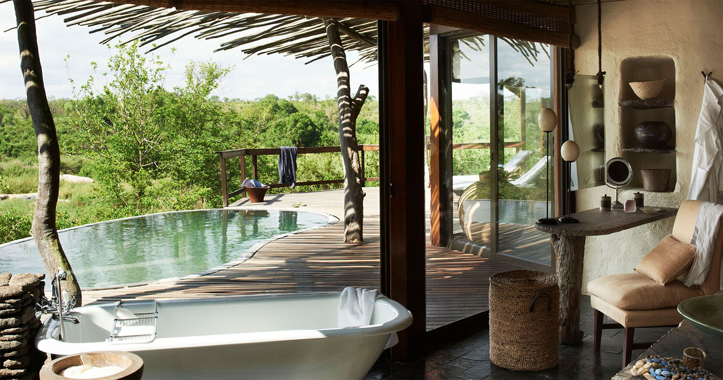 Where to Go in August: African Safari, Singita Boulders