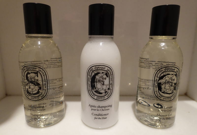 Diptype Bath Products, Mandarin Oriental Paris Review