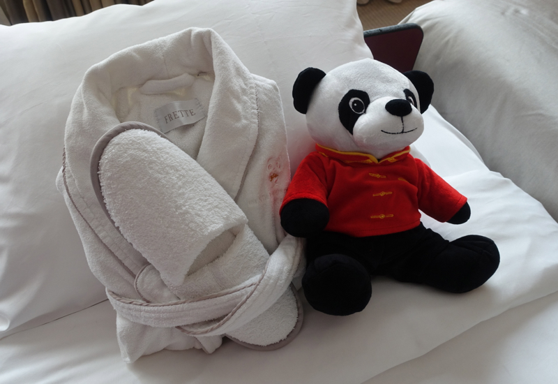 Kids' Welcome Amenities, Mandarin Oriental Paris Review