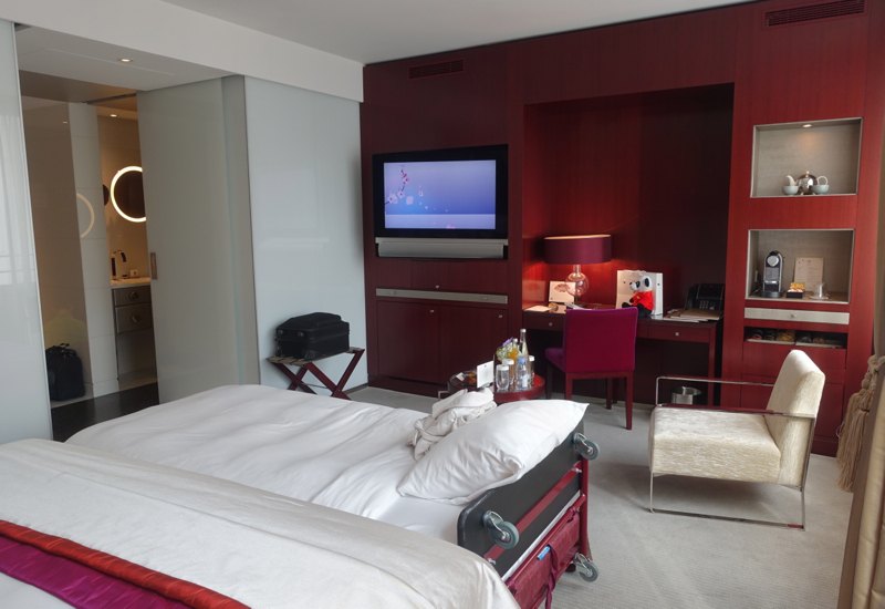 Mandarin Oriental Paris Hotel Review: Mandarin Room