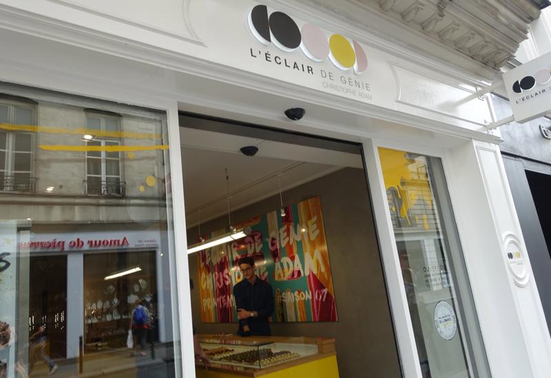 L'Eclair de Genie, Hidden Paris Gourmet Tour Review