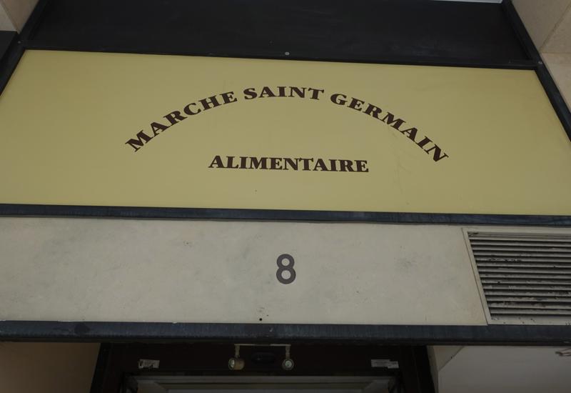 Marche Saint Germain Entrance, Hidden Paris Gourmet Tour Review