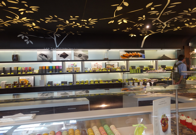 Un Dimanche a Paris Chocolatier, Hidden Paris Gourmet Tour Review