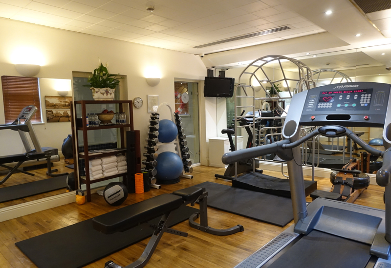 Exercise Studio, The Milestone Hotel London Review