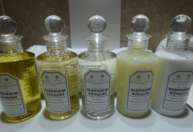 Penhaligon Bath Products, The Milestone Hotel London Review
