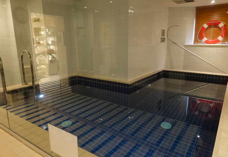Resistance Pool, The Milestone London Hotel Review, London