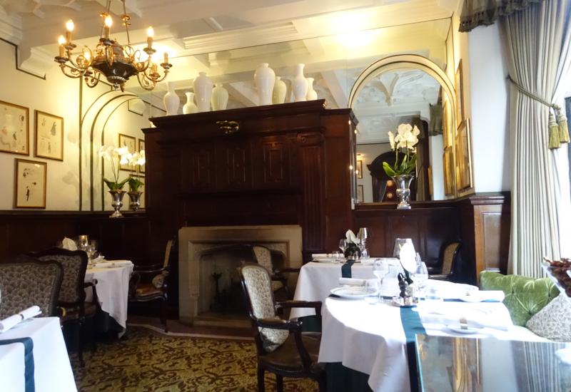 Cheneston's Restaurant, The Milestone Hotel, London