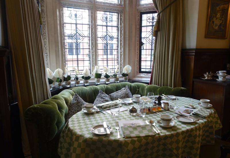 Review: Cheneston's Restaurant, London