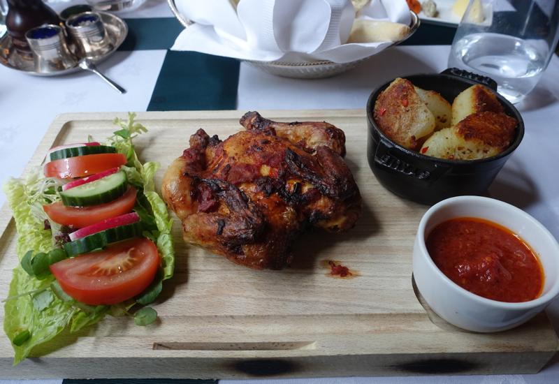 Piri Piri Chicken, Cheneston's Restaurant Review