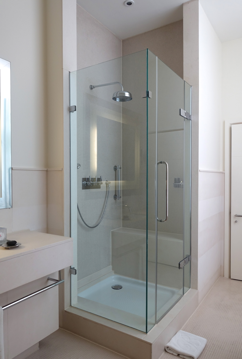 Executive Room Glass Enclosed Shower, Brown's Hotel London Review