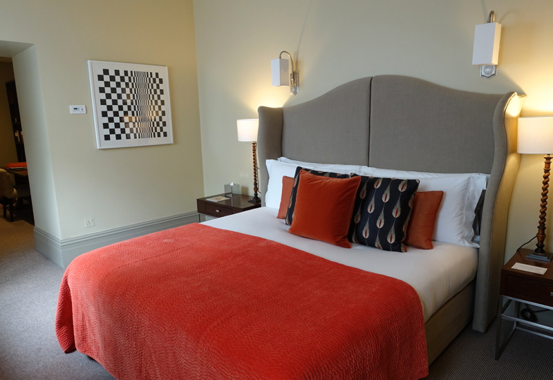 Executive Room, Brown's Hotel London Review