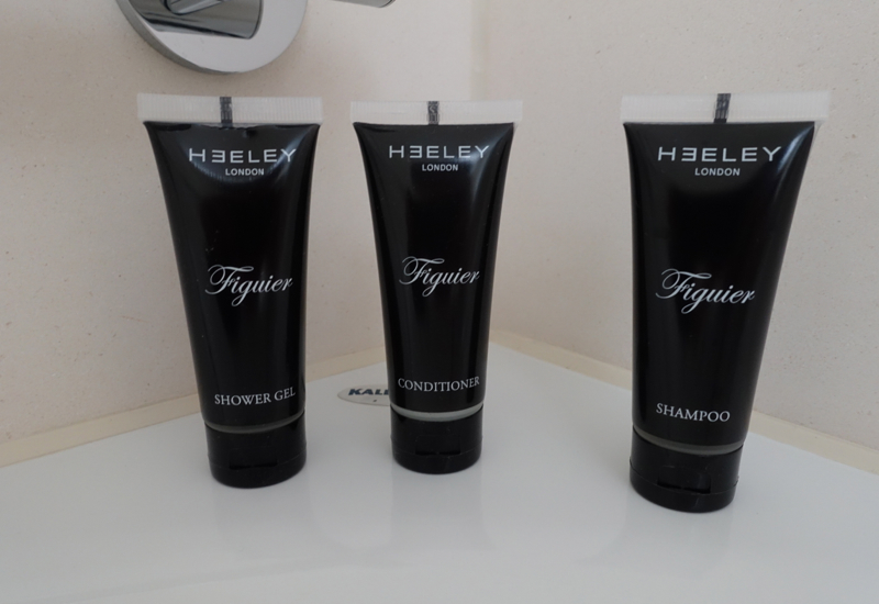 Heeley Figuier Bath Products, Brown's Hotel London Review