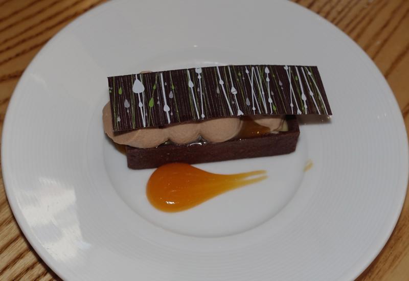 Caramel Miso Tartlette, Nobu New York Restaurant Week Review