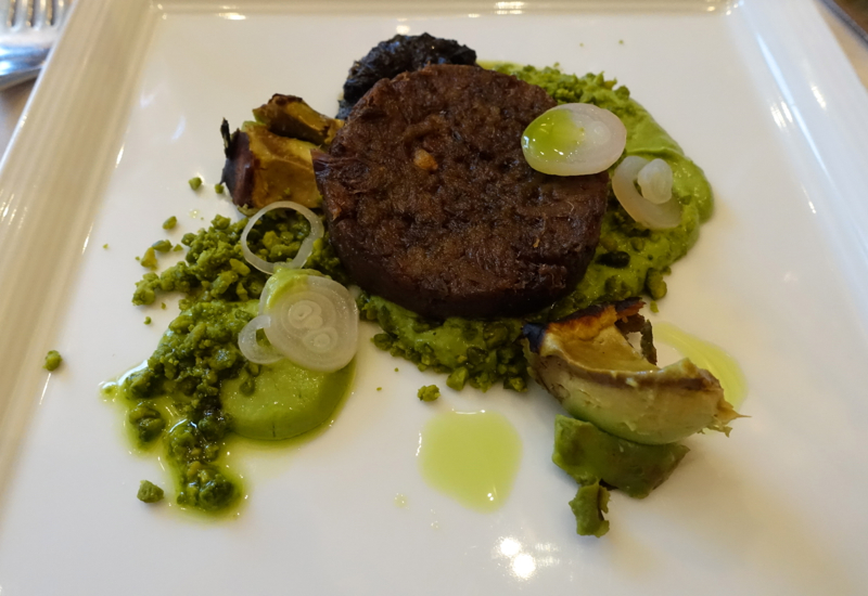 Goat Confit with Avocado Queso, By Casa Mono Chef Anthony Sasso
