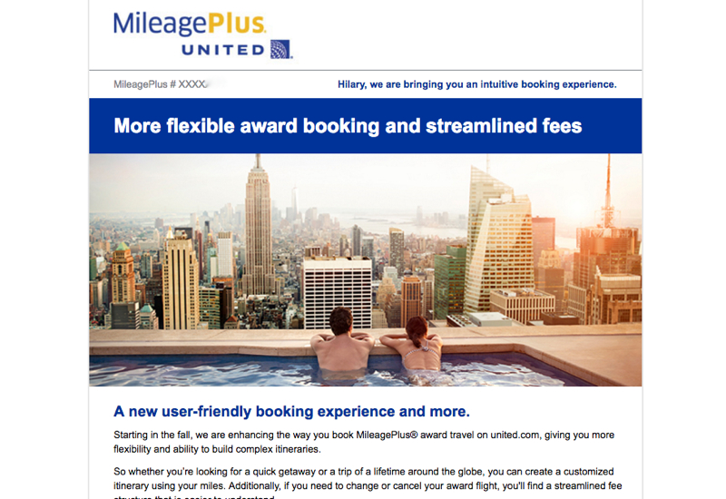 MileagePlus Award Changes: Increased Change Fees, Stopover Changes