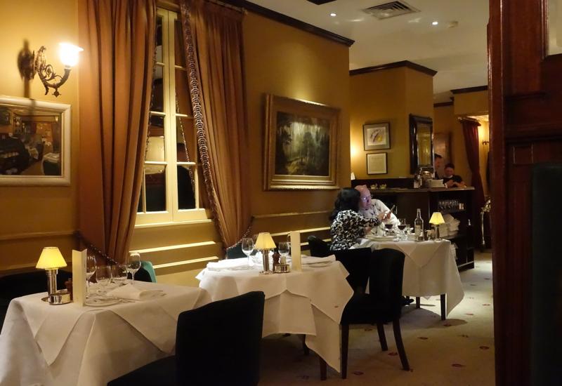 Restaurant Review: Wiltons, London