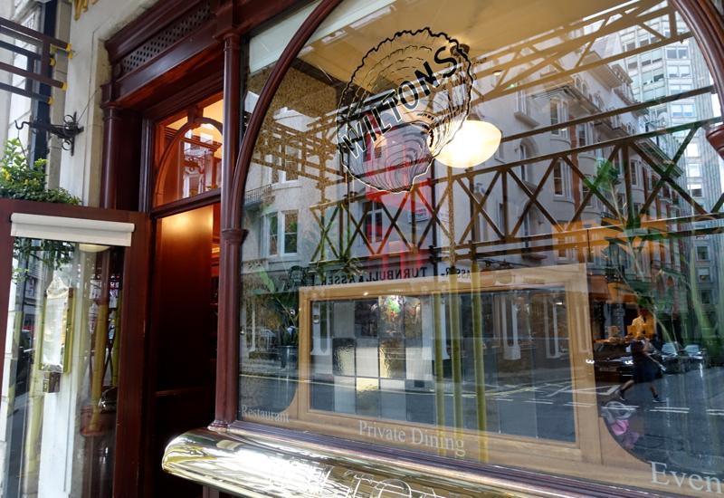 Wiltons, 55 Jermyn Street, London Mayfair