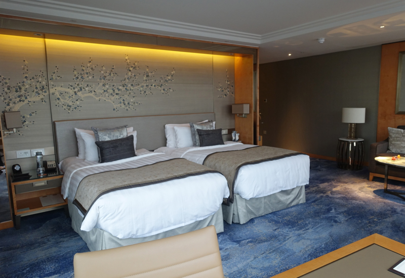 Deluxe City View Room, Shangri-La at The Shard London Review