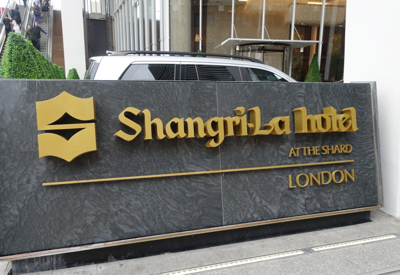 Review: Shangri-La at The Shard London