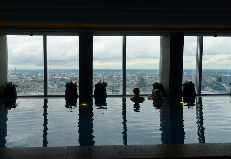 Pool with a View: Shangri-La at The Shard London Review