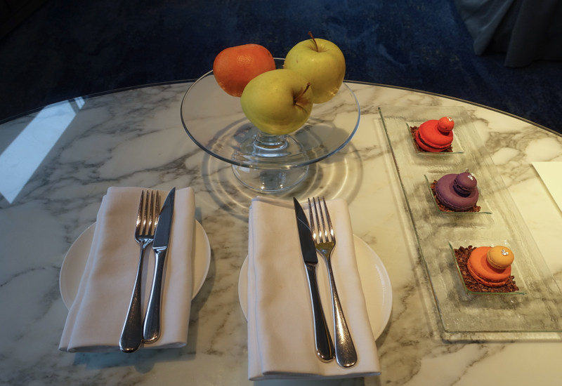 Welcome Amenities, Shangri-La at The Shard, London Review