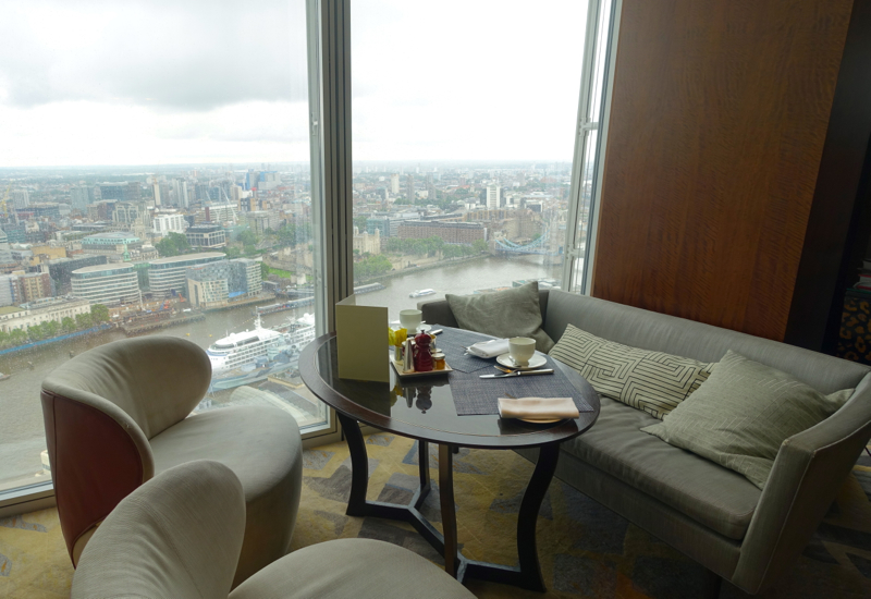TING Restaurant, Shangri-La at The Shard, London Review