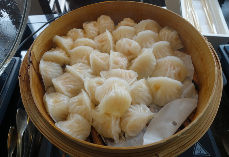 Har Gow, TING Breakfast Buffet, Shangri-La at The Shard London Review