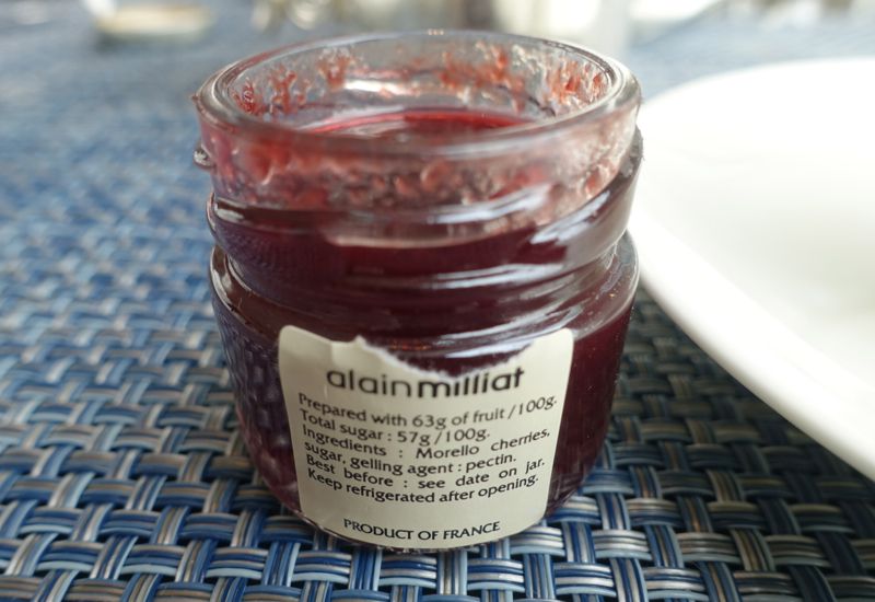 Alain Milliat Cherry Jam, Shangri-La at The Shard London Review