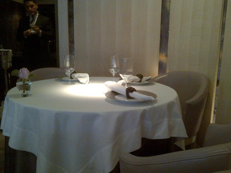 Restaurant Gordon Ramsay, London Review