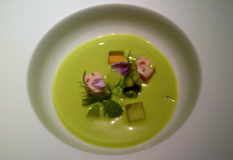 Amuse Bouche, Restaurant Gordon Ramsay Lunch Review
