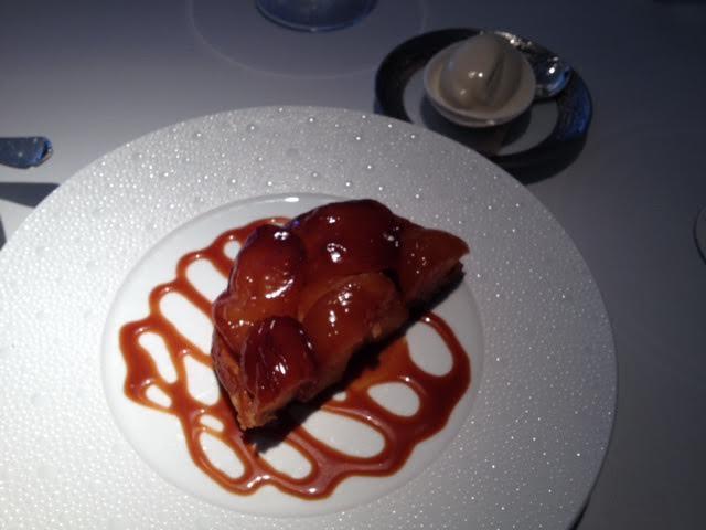 Apple Tarte Tatin, Restaurant Gordon Ramsay London Review