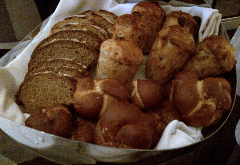 Bread Basket, Restaurant Gordon Ramsay Review