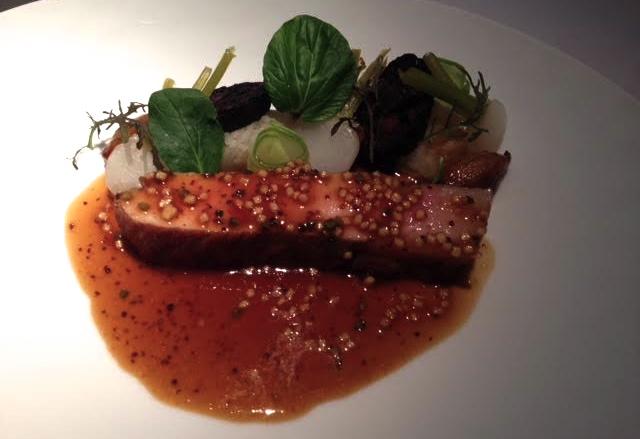 Cote de Porc, Restaurant Gordon Ramsay London Review