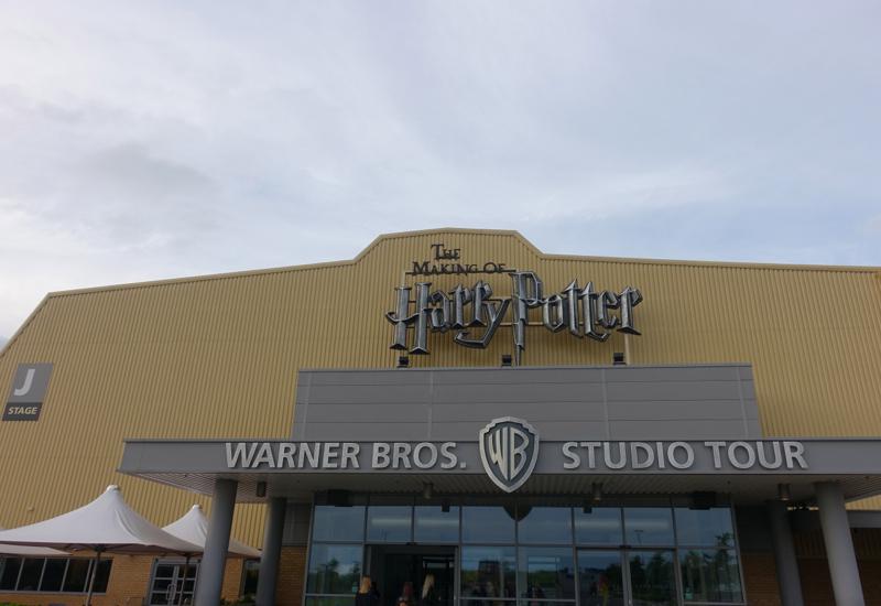 Entrance, Harry Potter Studio Tour Review