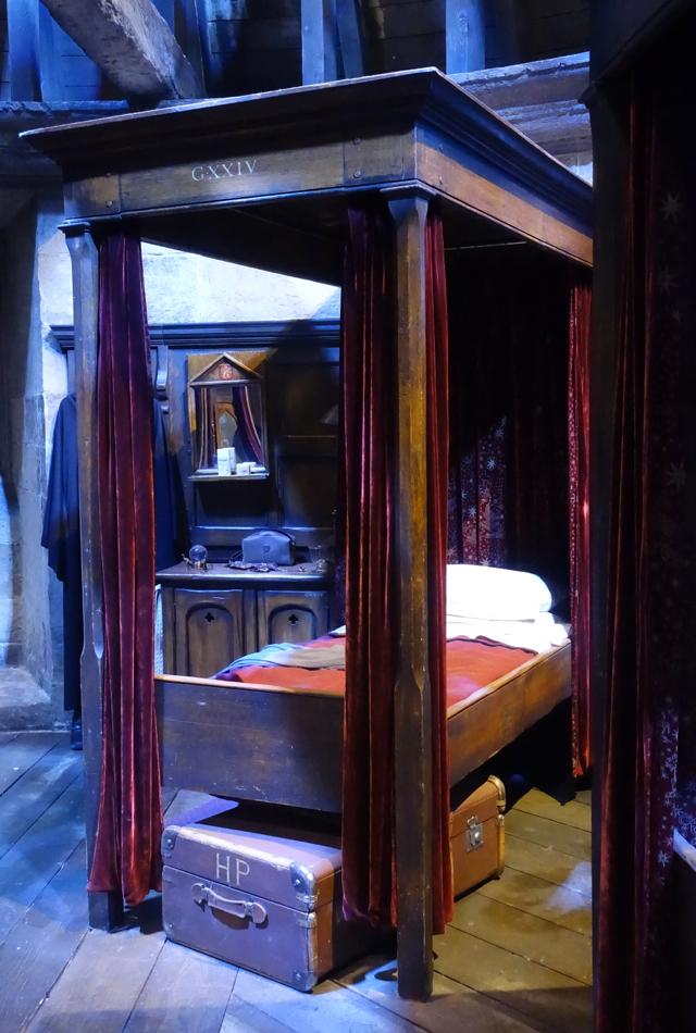Harry Potter's Bed