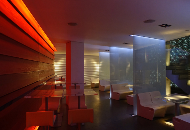 Morimoto New York Review-Downstairs Seating