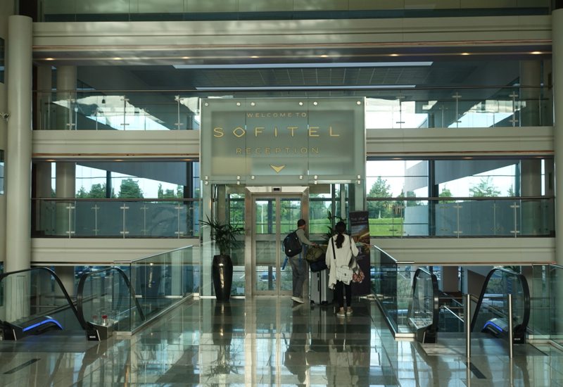 Sofitel London Heathrow Hotel Review