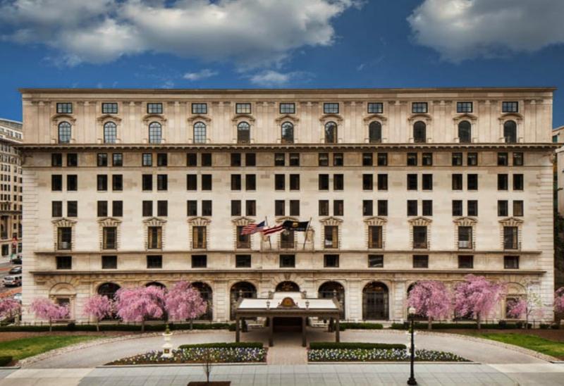 St. Regis Washington, DC: 4th Night Free + Luxury Privileges Benefits