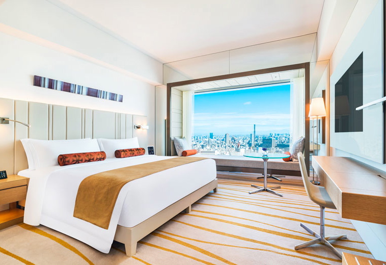 Starwood Luxury Privileges: 4th Night Free at Prince Gallery Tokyo