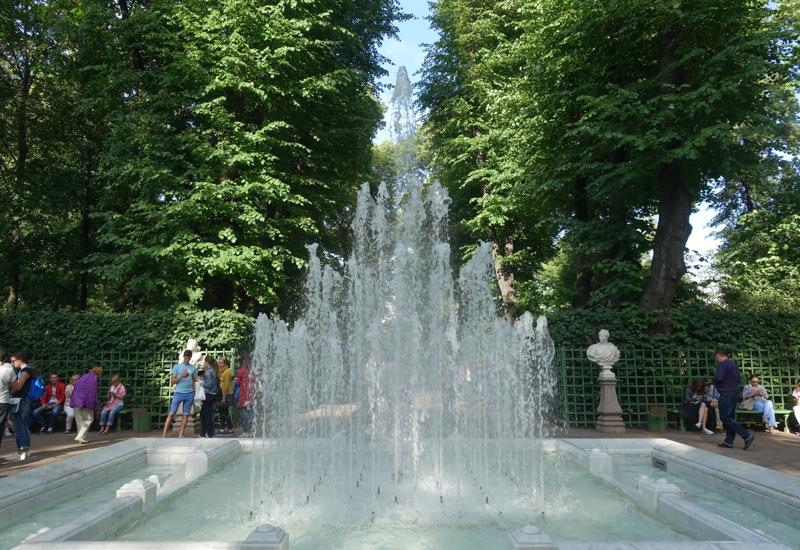 Fountain, Summer Garden, St. Petersburg Russia Review