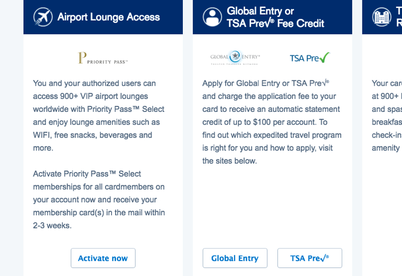 Priority Pass Select Airport Lounge Access