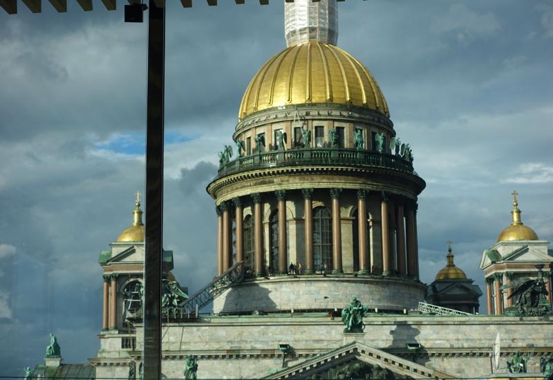 Mansarda St. Petersburg Restaurant Review