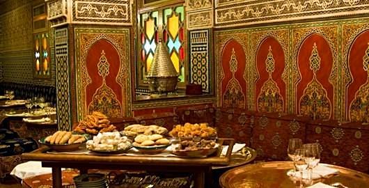 Al-Mounia, Moroccan Restaurant, Madrid