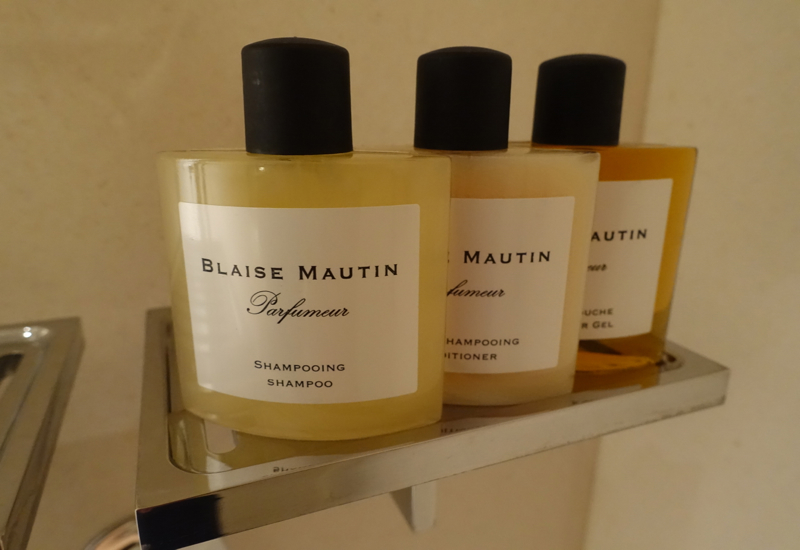 Blaise Mautin Bath Products, Ararat Park Hyatt Moscow Review
