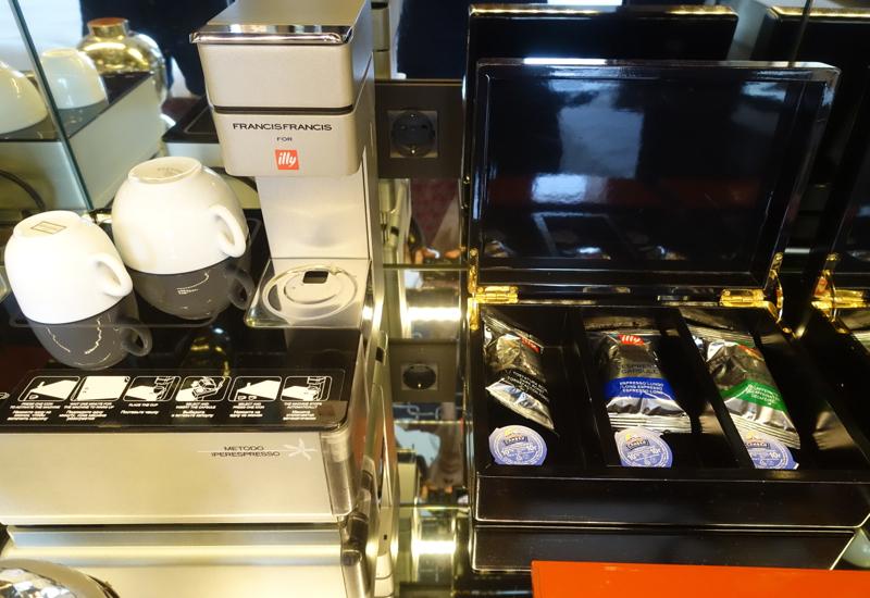 Illy Espresso Maker, Ararat Park Hyatt Moscow Review