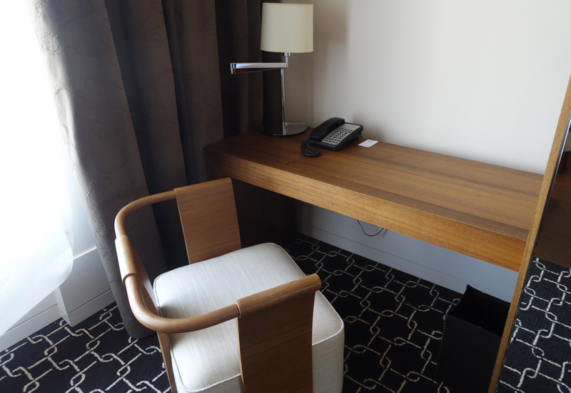 Work Desk, Park Hyatt Moscow Review