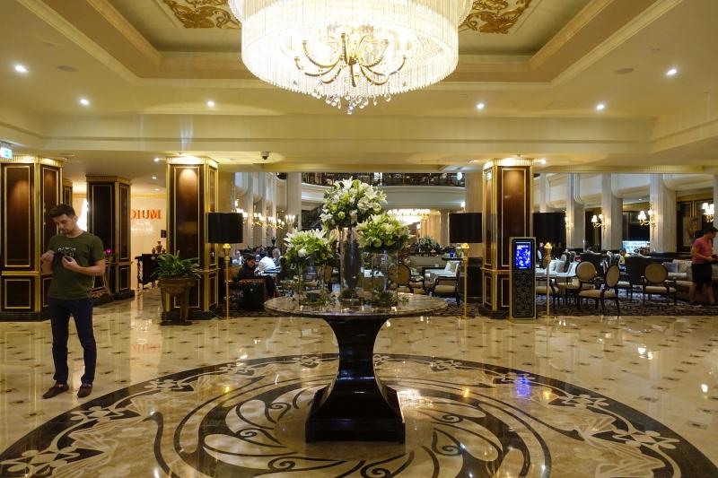 Lobby, St. Regis Moscow Nikolskaya Review