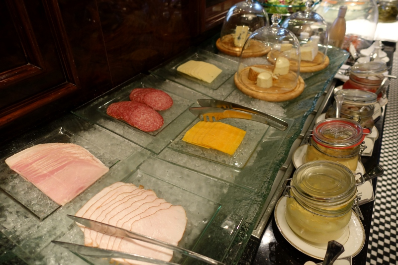 Cold Cuts, St. Regis Moscow Breakfast Review